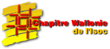 Chapitre Wallonie de l'Internet Society - ISOC Belgium (Wallonia) Chapter